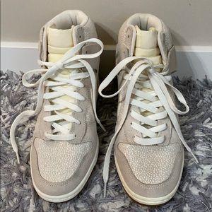 Brand new Nike high tops